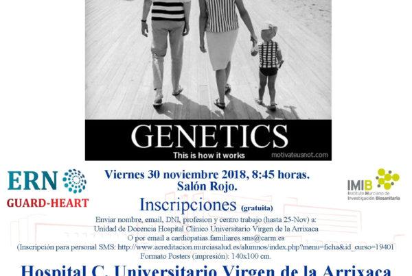 VII Jornada de Cardiogenética